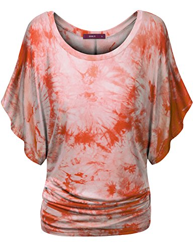 Doublju Women Sleeve Dolman T Shirt product image