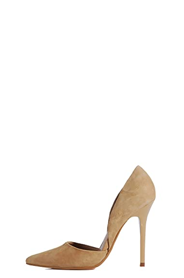 d26cbdc1c57 Steve Madden Varcityy Sand Décolleté  Amazon.co.uk  Shoes   Bags