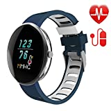 Letscom Fitness Tracker Watch with Heart Rate Watch Review and Comparison