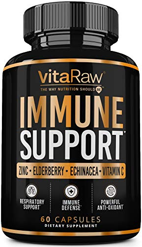 VitaRaw Immune Support Vitamins