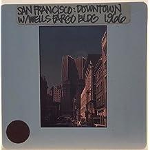 1966 SAN FRANCISCO WELLS FARGO BUILDING Architecture 35mm Picture Slide