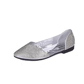 4f9f384fb15e7 Amazon.com: ❤ Sunbona Women's Flat Sandals Ladies Summer Flat ...