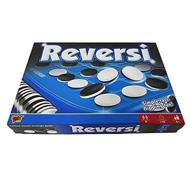 Reversi Black & White Discs Board Game