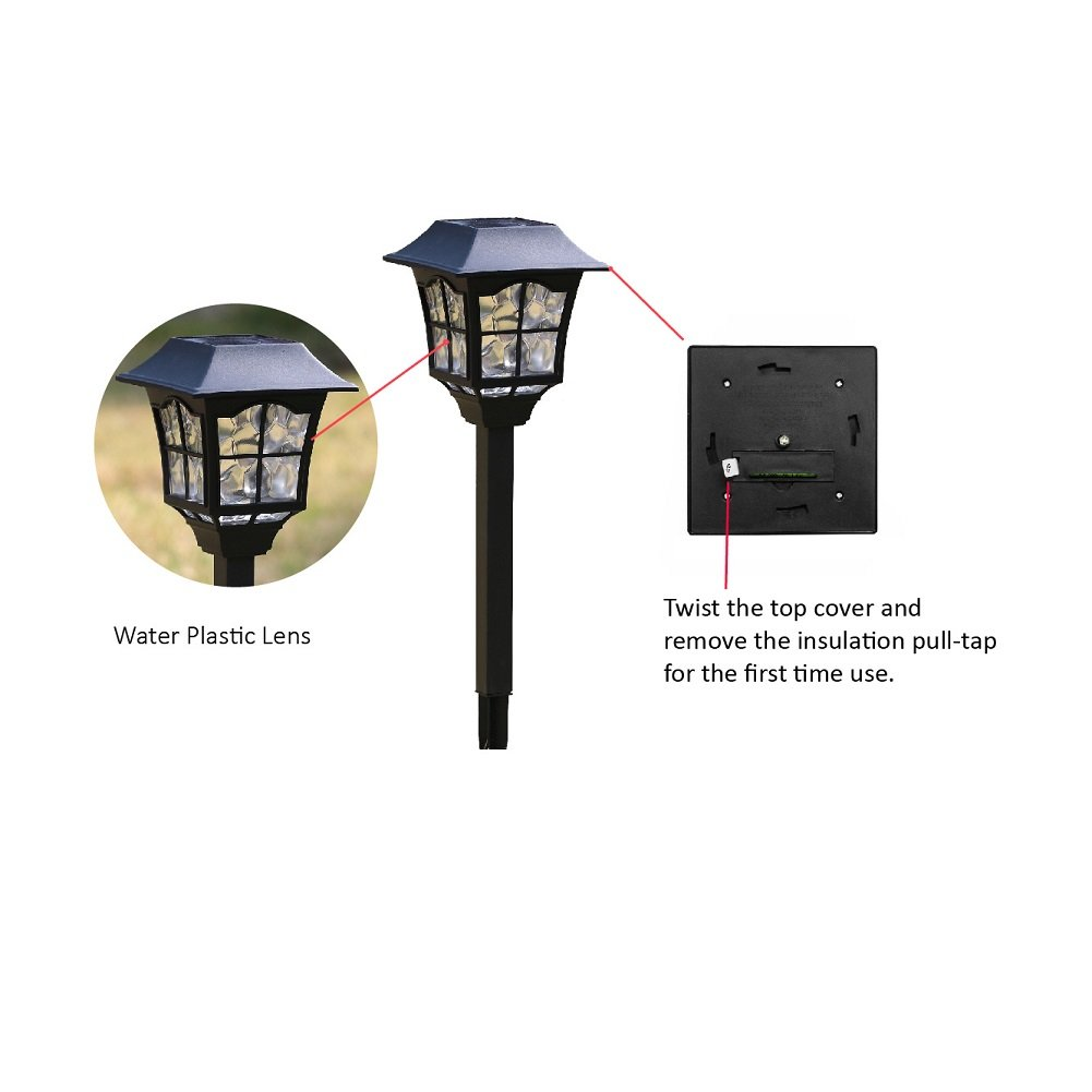 Solar Pathway Lights Outdoor 2018 New Style Lights Led