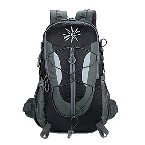 Compass Outdoors water-resistant hiking backpack 30L  Size Medium daypack  with water reservoir - d59c83de3c