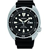 Seiko Men's Automatic Diver Watch with...