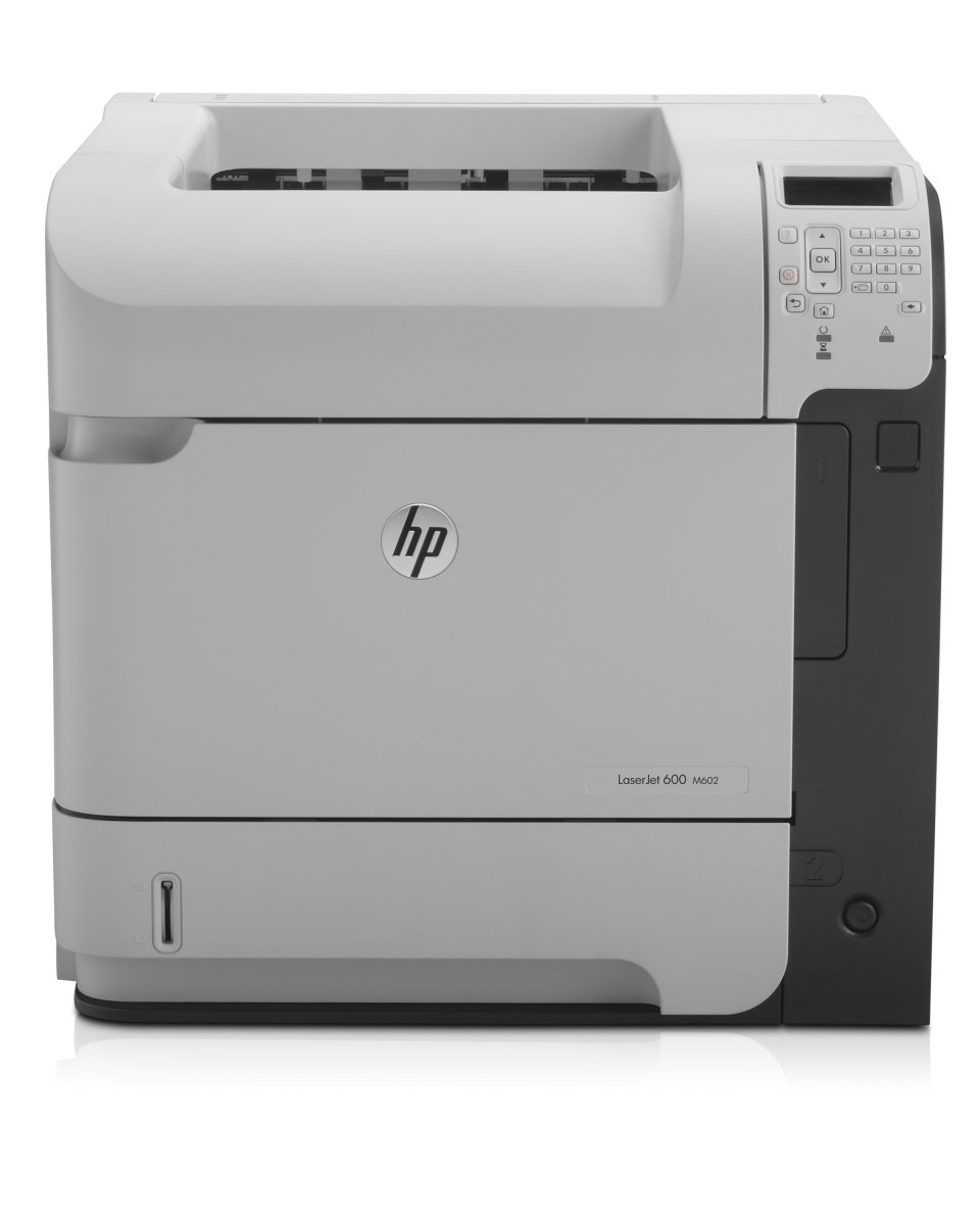 HP Laserjet Enterprise 600 M602n - Impresora láser (1200 x 1200 ...