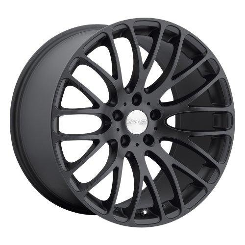 "22"" MRR Wheel HR6 22x10 Full Matte Black Mercedes-benz ML 5x112"