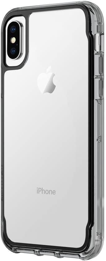 Griffin Ta43850 Case Cover For Apple Iphone Black Smoke Elektronik