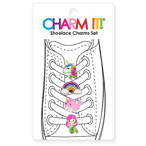 CHARM IT! Shoelace Party Charm Set (Magical) by CHARM IT!
