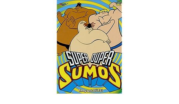 Super Duper Sumos [USA] [DVD]: Amazon.es: Matt Hill, Ben Hur (III), Cusse Mankuma, Richard Newman, Chantal Strand, Deborah DeMille, Michael Dobson, ...