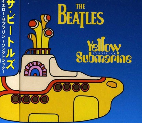 Original album cover of Yellow Submarine Songtrack by The Beatles