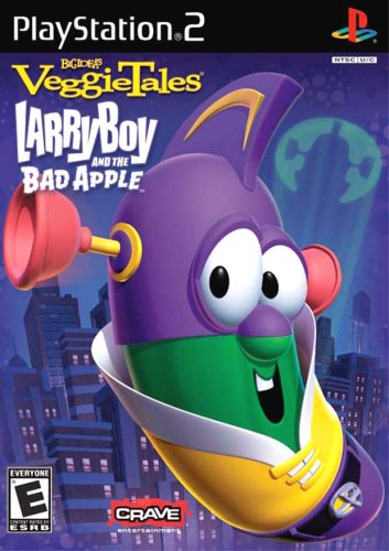 Veggietales: Larry Boy and the Bad Apple - PlayStation 2