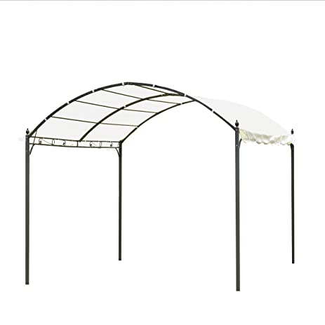10u0027 x 10u0027 Outdoor Canopy Tent Awning Arch Style - Beige  sc 1 st  Amazon.com & Amazon.com : 10u0027 x 10u0027 Outdoor Canopy Tent Awning Arch Style ...