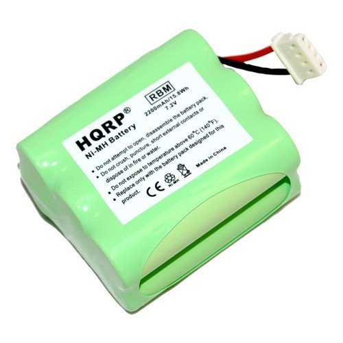 HQRP 2200mAh Extended Battery for Mint 4205,