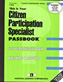 Citizen Participation Specialist, Rudman, Jack, 0837336694