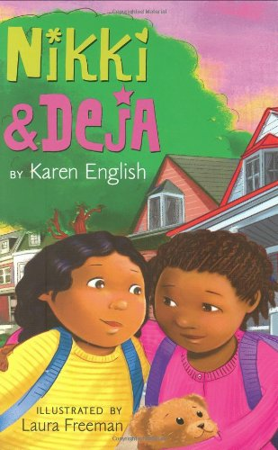 book cover of Nikki and Deja