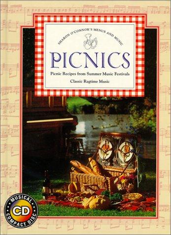 Picnics (Menus and Music) (Sharon O'Connor's Menus & Music) by Sharon O'Connor