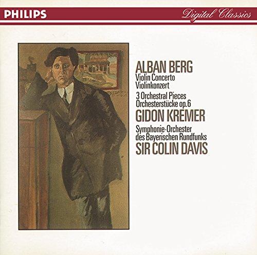 (Berg: Violin Concerto; Three Orchestral Pieces)