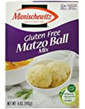 Manischewitz Gluten Free Matzo Ball Mix, 5 Ounce  (Pack of 3)