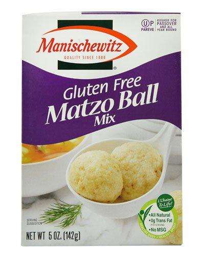 Manischewitz Gluten Free Matzo Ball Mix, 5 Ounce  (Pack of 3)