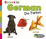 Colors in German, Daniel Nunn, 143296660X