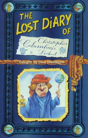 book cover of The Lost Diary of Christopher Columbus\'s Lookout