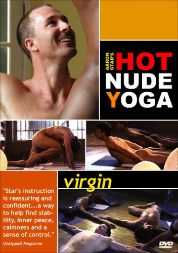 Aaron Stars Hot Nude Yoga - Virgin Cover Front