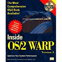 Inside Os/2 Warp, Version 3/Book and Cd-Rom
