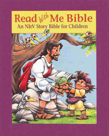Read with Me Bible: An NIV Story Bible for Children