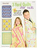 Fabric Cafe FBC031540 Three yd Quilts for Kids BK 3 yd Quilts for Kids BK