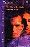 img - for No Place To Hide (Silhouette Intimate Moments) book / textbook / text book