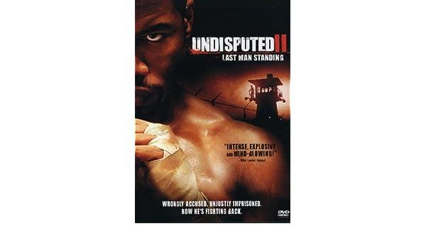 Undisputed II: Last Man Standing [Reino Unido] [DVD]: Amazon ...