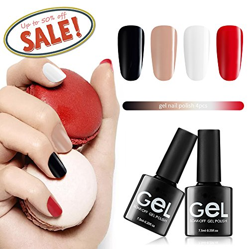 Gel Nail Polish Renstorm Soak Off UV Gel Nail Art Lacquer Ma