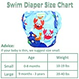 Wegreeco Baby & Toddler Snap One Size Adjustable