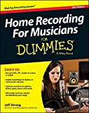 Save studio fees with pro-quality recording at home Home Recording For Musicians For Dummies offers simple explanations on how to record music in a home studio, no matter your style, method, or sound. With expert guidance every step of the way, you'l...