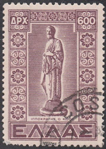 Review Statue of Hippocrates of