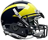 NCAA Michigan Wolverines Authentic XP Football Helmet