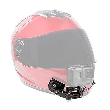 Surewo Motorcycle Helmet Chin Mount Compatible With Gopro Hero 7