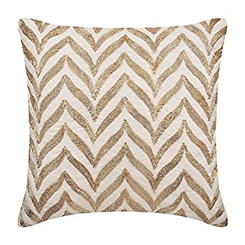 Amazon.com: Decorative Pillows Cover White, Geometric ...
