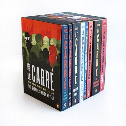 The George Smiley Novels 8-Volume Boxed Set