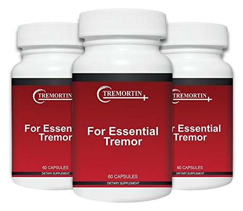 Tremortin Pack Natural Essential Tremor product image
