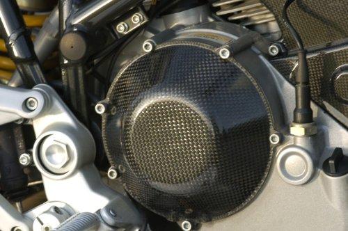 ILMBERGER(イルムバーガー) :Ducati 用クラッチカバー (closed)   B004OB2TLE