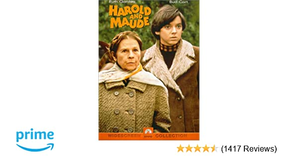 harold and maude dating survey