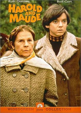 Amazon com: Harold and Maude: Ruth Gordon, Bud Cort, Vivian
