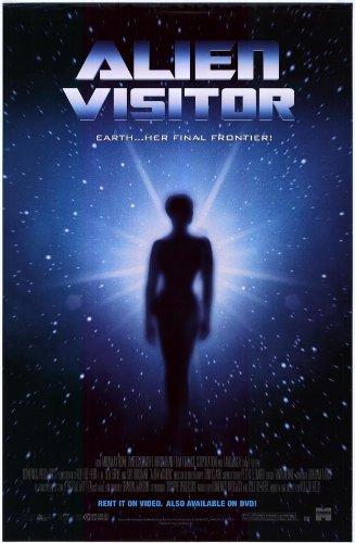 Detach from Visitor Movie Poster (27 x 40 Inches - 69cm x 102cm) (1997) -(Ullie Birve)(Syd Brisbane)(Alethea McGrath)(Chloe Ferguson)(Phoebe Ferguson)