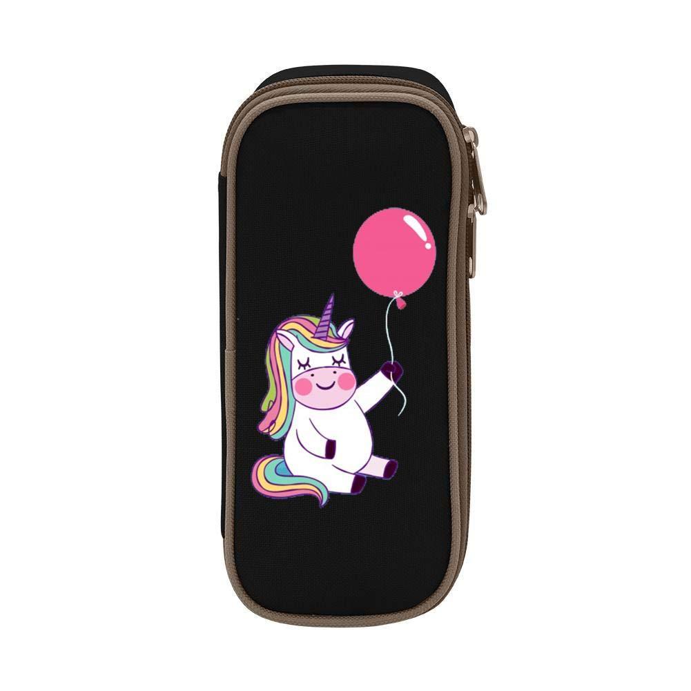 Amazon com : Dab Fat Unicorn Multicolor Pen Bag, Pencil case Teens
