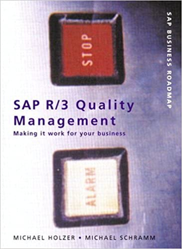 SAP R/3 Quality Management