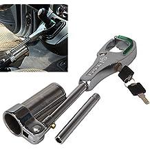 Iglobalbuy Car Anti-theft Brake Gear Shift Handbrake Lock For Toyota Honda Audi Nissan