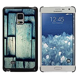 iKiki Tech / Estuche rígido - Tile Pattern Grey Gray Polygon - Samsung Galaxy Mega 5.8 9150 9152